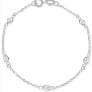 Giani Bernini Sterling Silver Cubic Zirconia